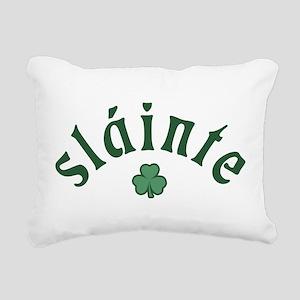 slainte2 Rectangular Canvas Pillow