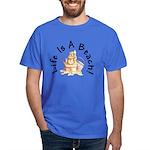 Life's a Beach! Dark T-Shirt