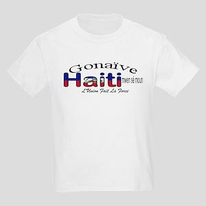 Gonaives Haiti Kids T-Shirt