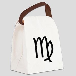 VIRGO SYMBOL Canvas Lunch Bag