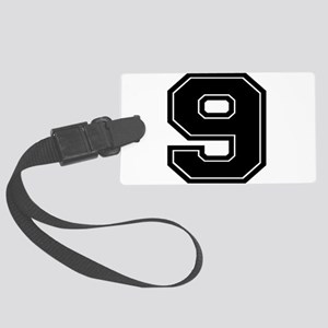 9 Large Luggage Tag