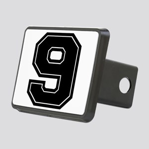 9 Rectangular Hitch Cover