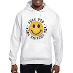 Fuck You Hooded Sweatshirt