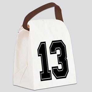 13 Canvas Lunch Bag