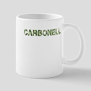 Carbonell, Vintage Camo, Mug