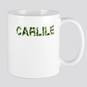 Carlile, Vintage Camo, Mug