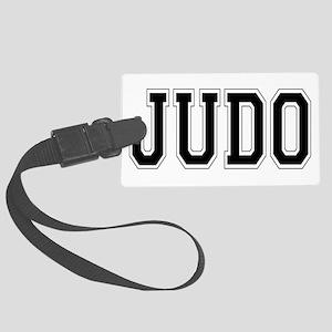 Judo Large Luggage Tag