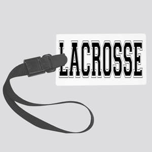 Lacrosse Large Luggage Tag