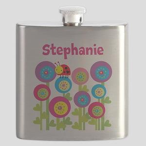 Ladybug Garden Flask