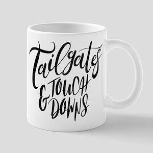 Tailgates and Touchdowns 11 oz Ceramic Mug