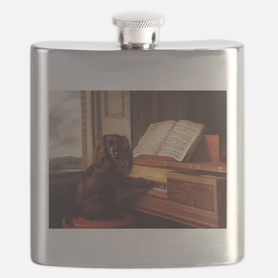 Pretty and Talented Flask