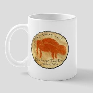 Rancherias Run Mug
