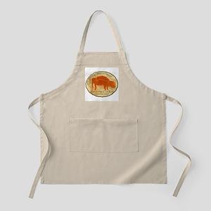 Rancherias Run BBQ Apron