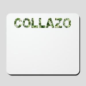 Collazo, Vintage Camo, Mousepad