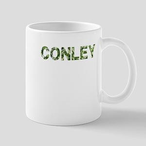 Conley, Vintage Camo, Mug