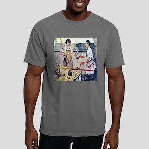 Poppy Ott Stilts Mens Comfort Colors Shirt