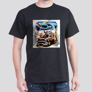 Vintage Woody Dark T-Shirt
