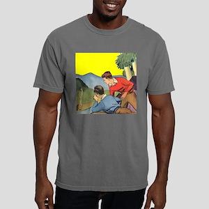 Poppy Ott Dwarf Mens Comfort Colors Shirt