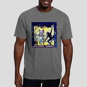 PO10_Monkey Mens Comfort Colors Shirt