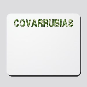 Covarrubias, Vintage Camo, Mousepad