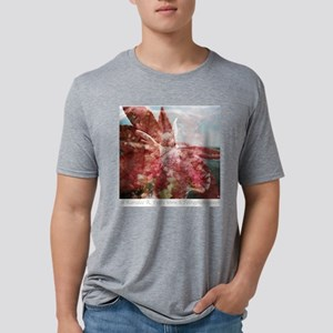 redmaplefairie11x11 copy.pn Mens Tri-blend T-Shirt