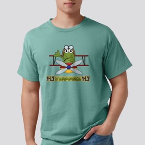 Fly Froggie Fly Mens Comfort Colors Shirt