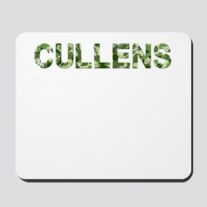 Cullens, Vintage Camo, Mousepad