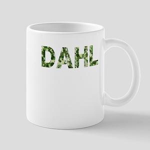 Dahl, Vintage Camo, Mug