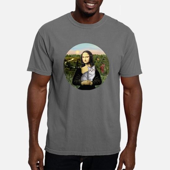 ORN-MONA-Tabby-Silver.pn Mens Comfort Colors Shirt