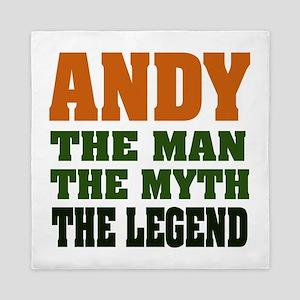 Andy The Legend Queen Duvet