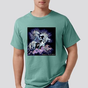 Clash of Pegasi T Mens Comfort Colors Shirt
