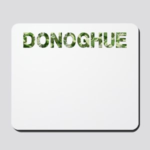 Donoghue, Vintage Camo, Mousepad