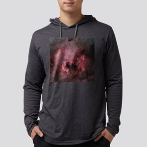 Small Magellan Cloud Mens Hooded Shirt