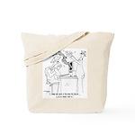 Bee Cartoon 6890 Tote Bag