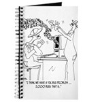Bee Cartoon 6890 Journal