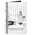 Telecommuting Cartoon 6733 Journal