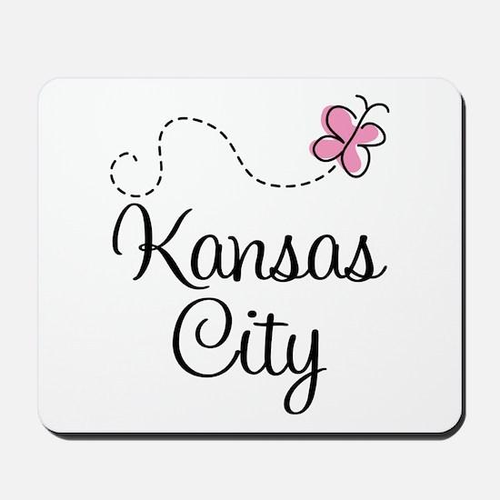 Pretty Kansas City Mousepad