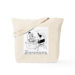 Bee Cartoon 6642 Tote Bag