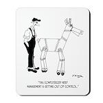 Llama Cartoon 5600 Mousepad
