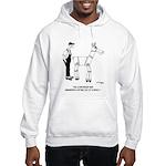 Llama Cartoon 5600 Hooded Sweatshirt