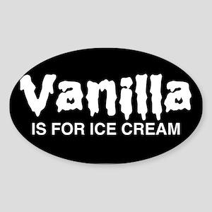 Vanilla Sticker