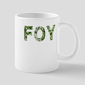Foy, Vintage Camo, Mug