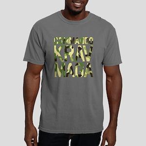 Commando Krav Maga - Gre Mens Comfort Colors Shirt
