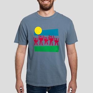 unity1 Mens Comfort Colors Shirt