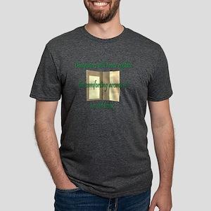 Shirt 10x10 Mens Tri-blend T-Shirt