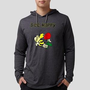 bee4 Mens Hooded Shirt