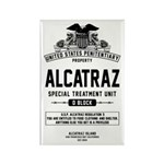 Alcatraz S.T.U. Rectangle Magnet (10 pack)