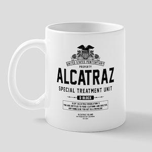 Alcatraz S.T.U. Mug
