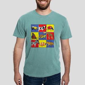 Animals Mens Comfort Colors Shirt
