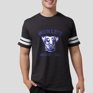 Jagdterrier (German Hunt)H Mens Football Shirt